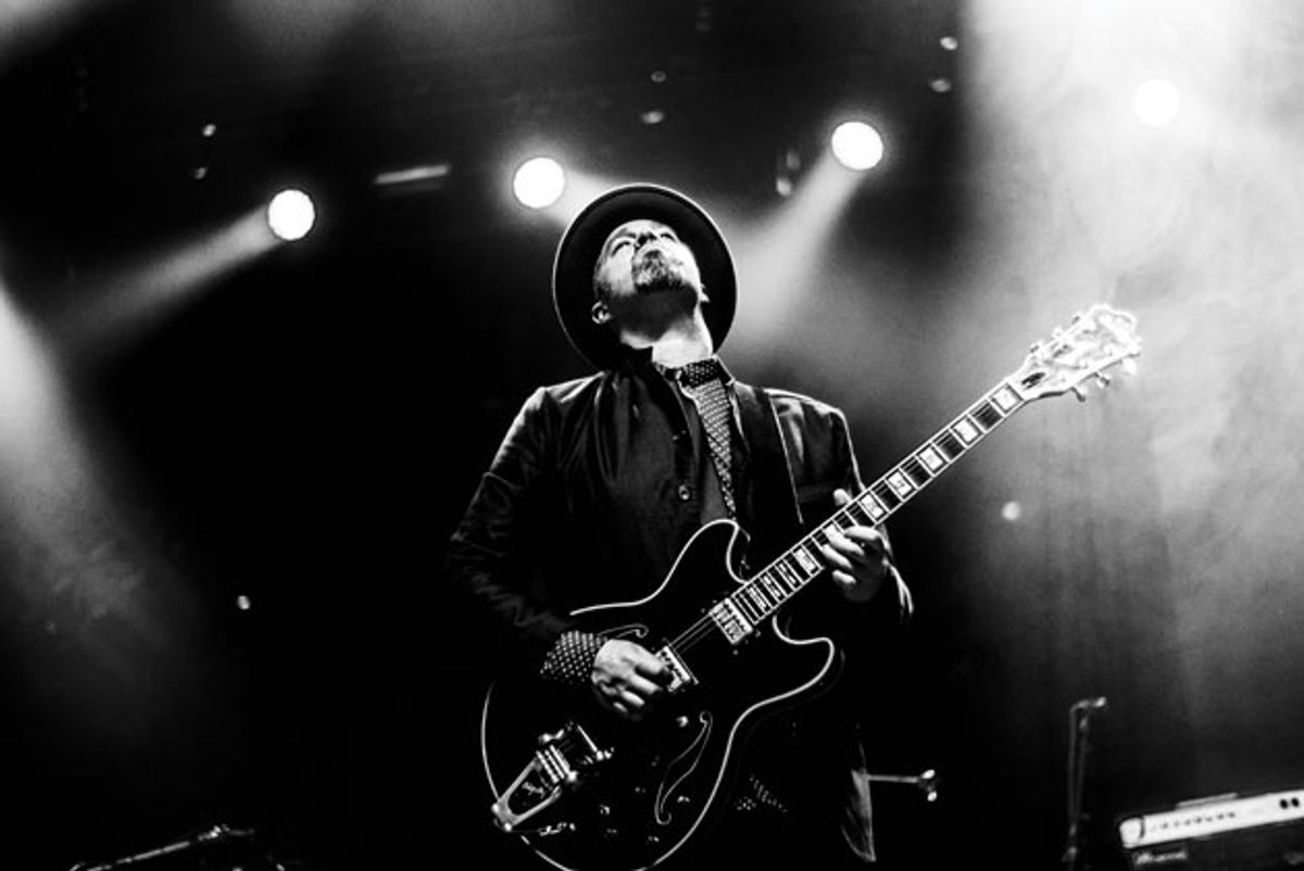 Eric Krasno: Leap of Faith
