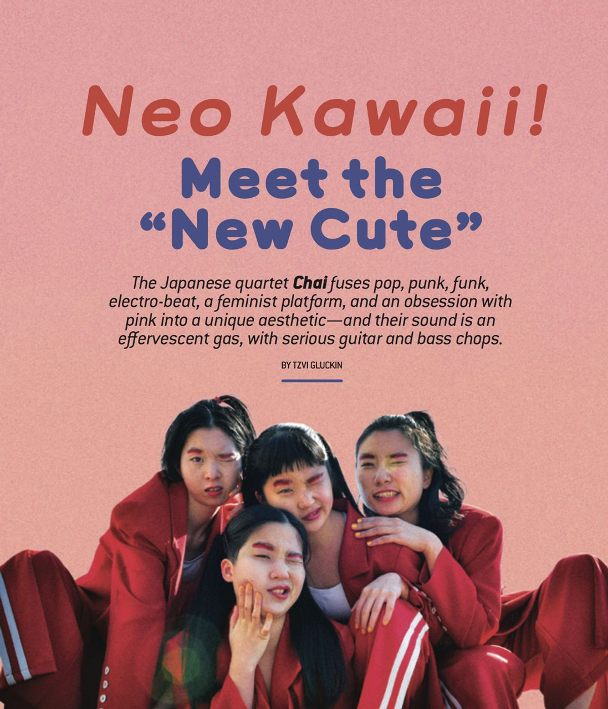 "Japan's Chai: Meet the ""New Cute"""