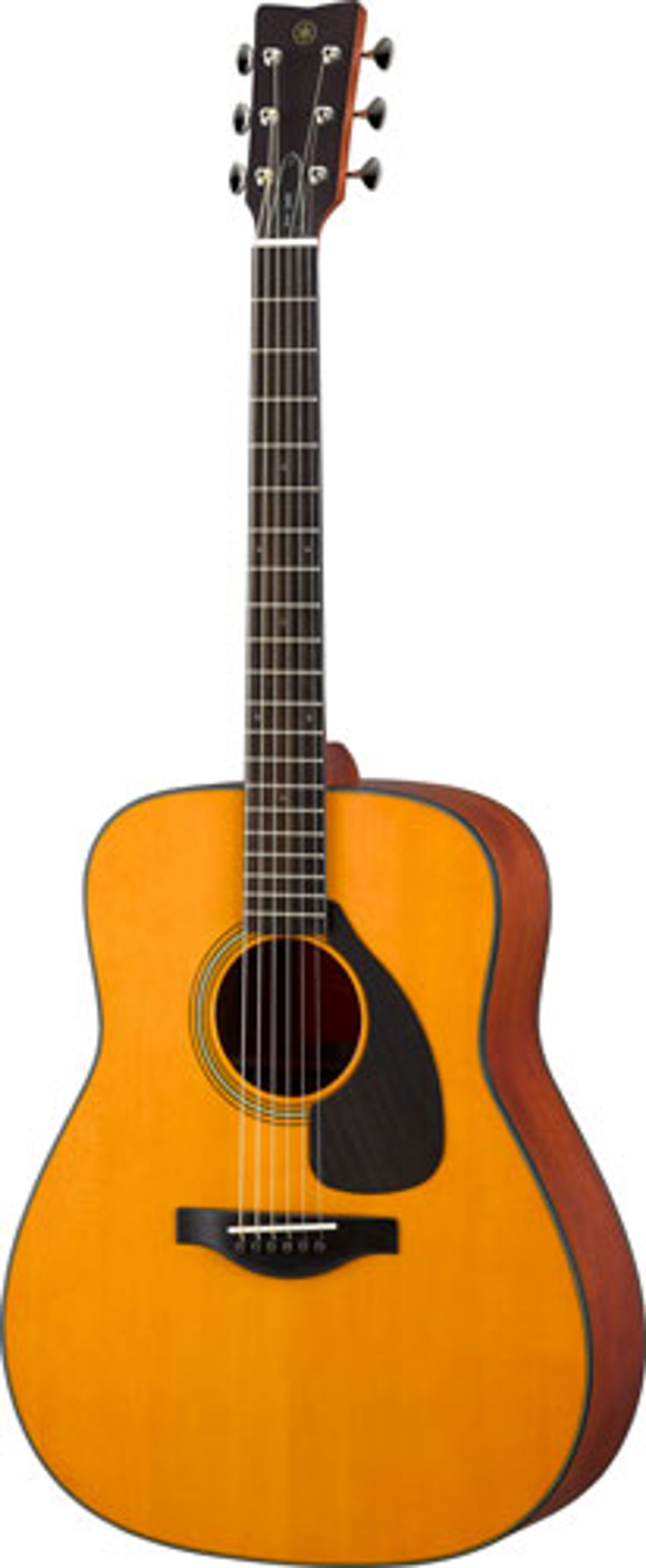Yamaha Launches FG Red Label Acoustic Guitars