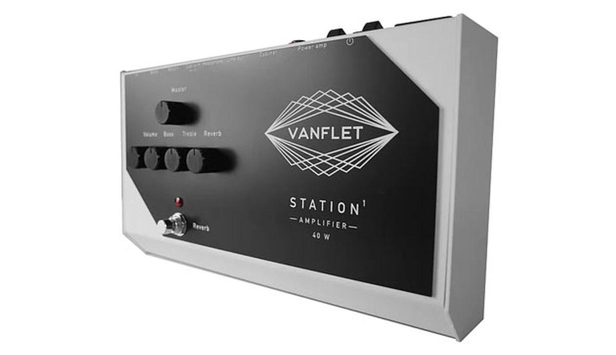 Vanflet Announces the Station1 Guitar Amp