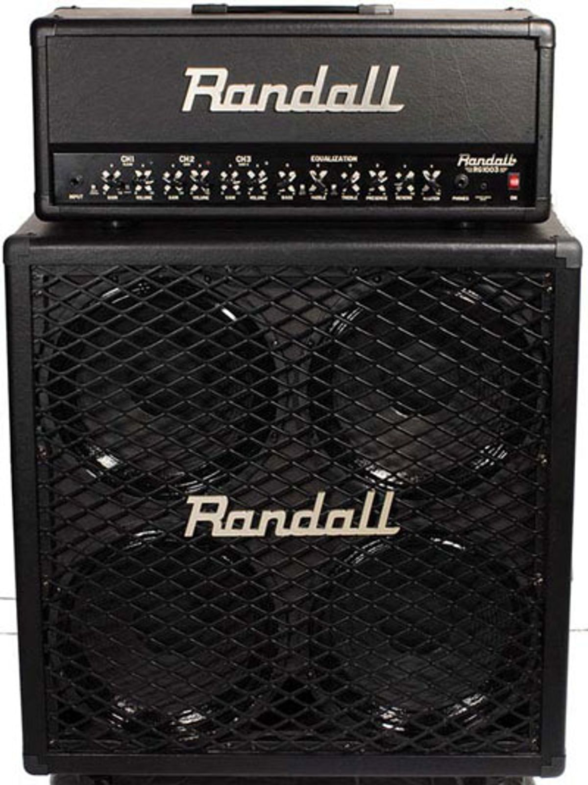 Randall Introduces RG Series and RG13 Pedal/Amplifier