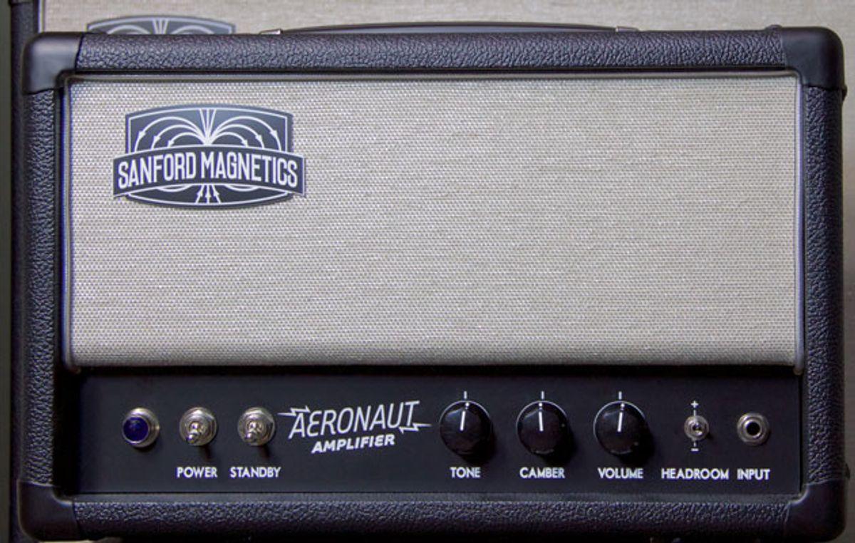 Sanford Magnetics Introduces the Aeronaut Amp