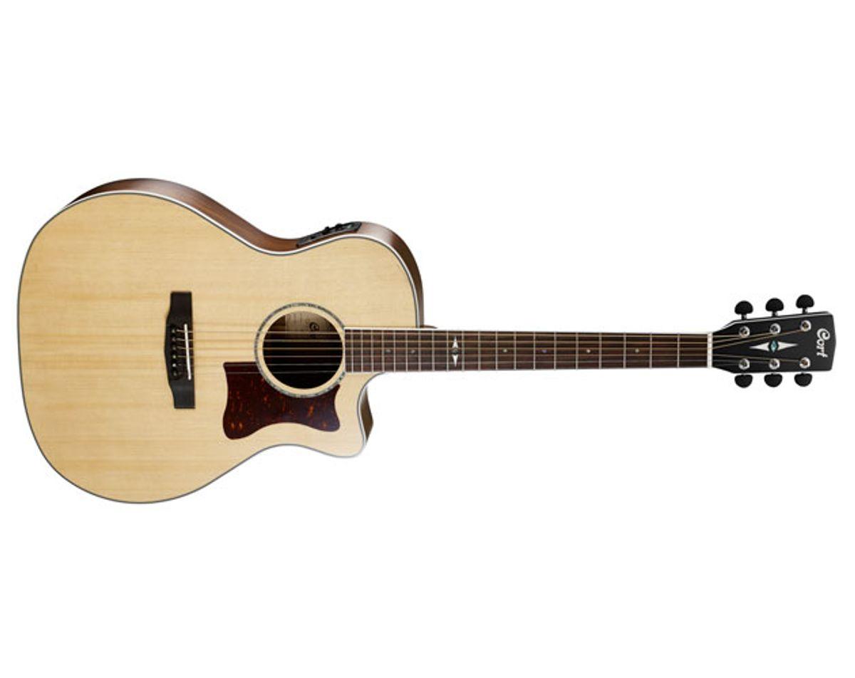 Cort Guitars Announces Grand Regal Acoustic Line