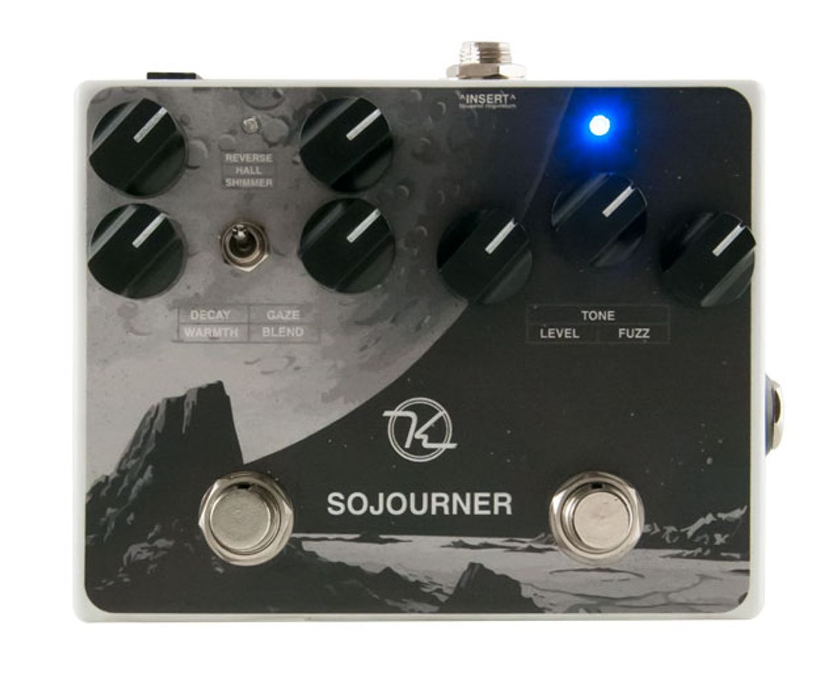 Quick Hit: Keeley Sojourner Fuzz/Reverb Machine Review