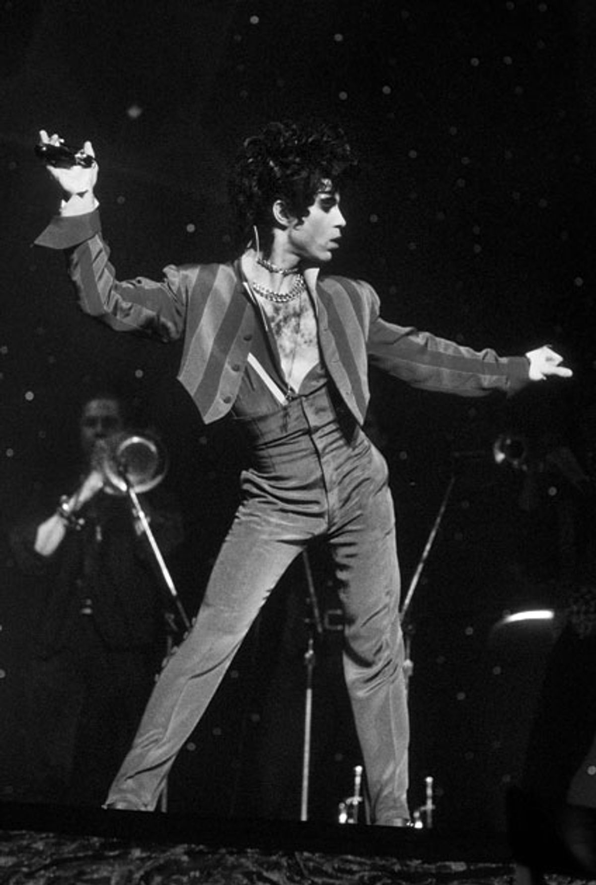 On Bass: The Lowdown on Prince's Low End