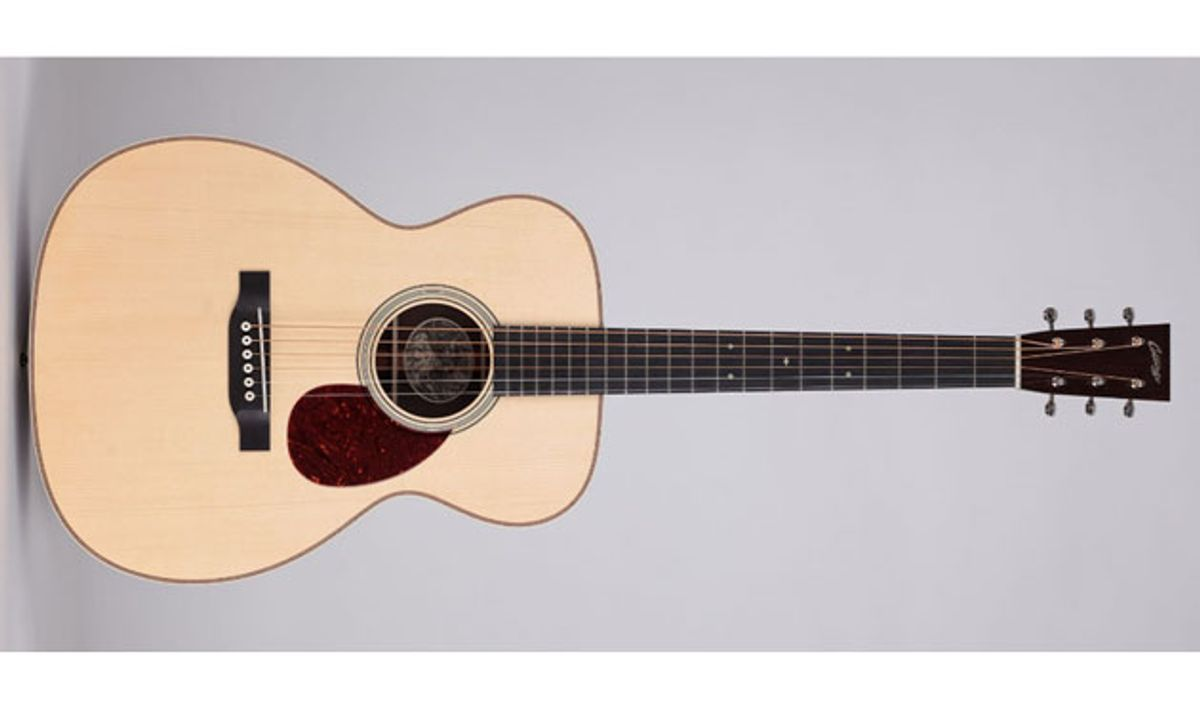 Collings Guitars Releases T Series Dreadnought and OM-Model Guitars