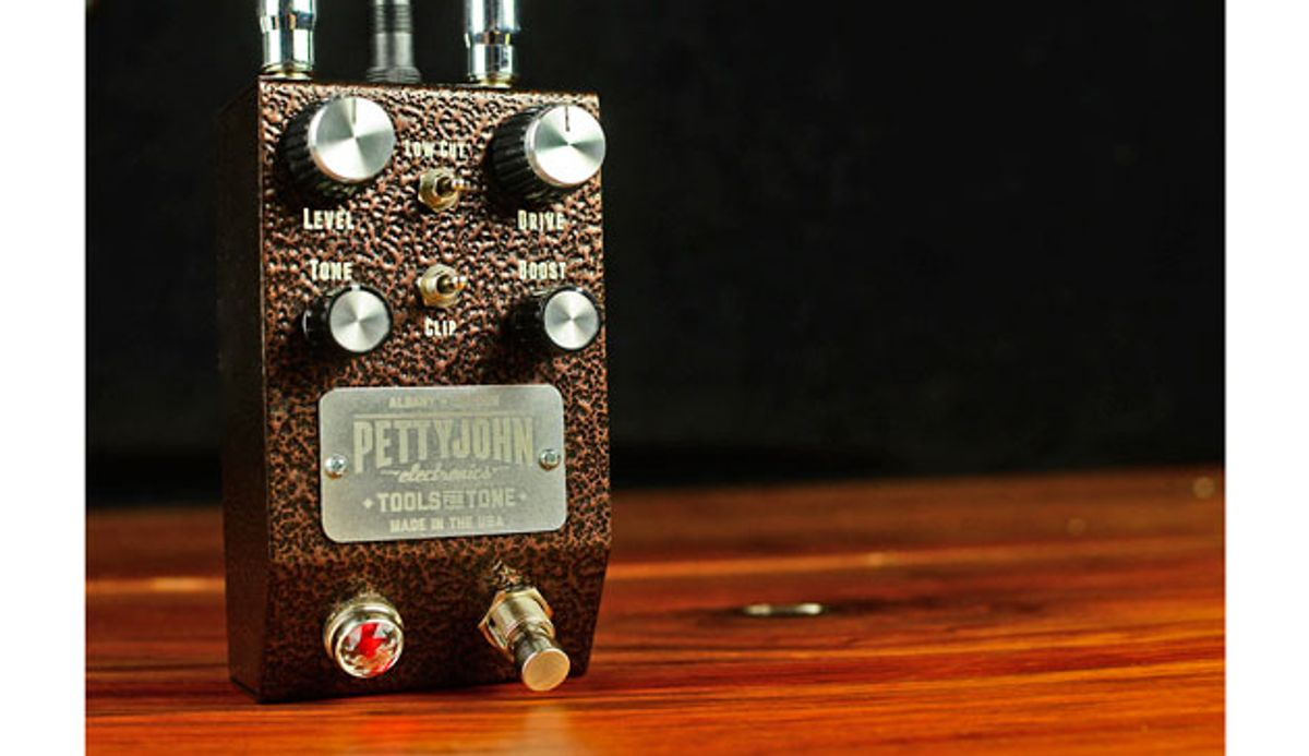Pettyjohn Electronics Releases the Chime OverDrive