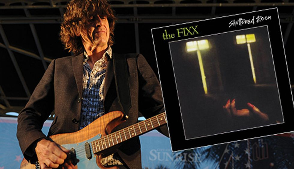 Tuning Up An Homage To The Fixxs Jamie West Oram Premier Guitar