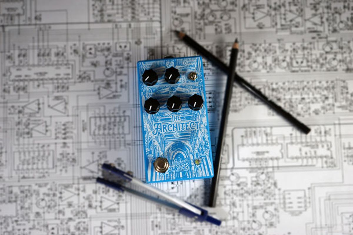 Matthews Effects Unveils the Architect V2 Foundational Overdrive