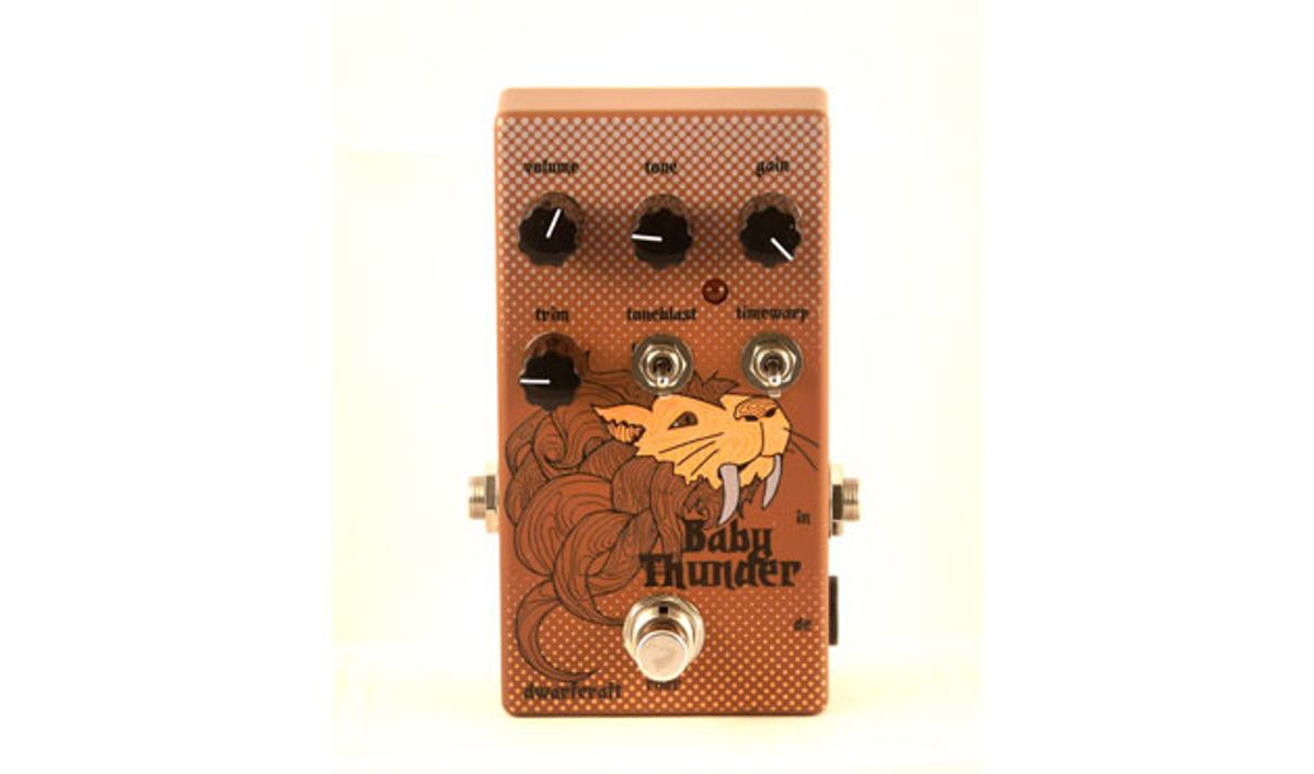 Dwarfcraft Devices Welcomes Back the Baby Thunder and SheFuzz