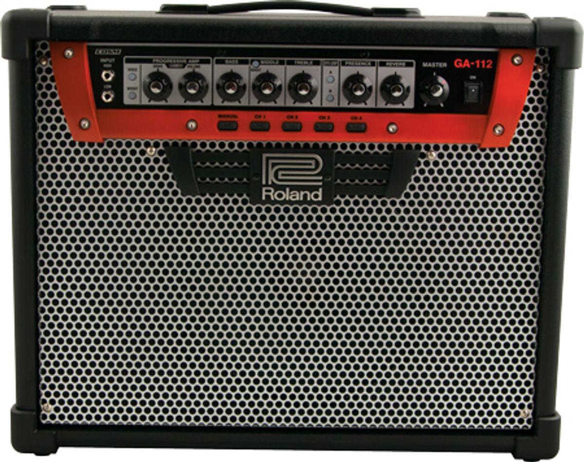 Roland GA-112 Amp Review