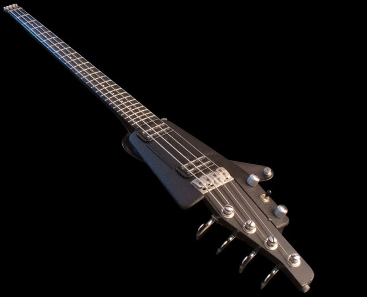 Steinberger Prototype: The Missing Link