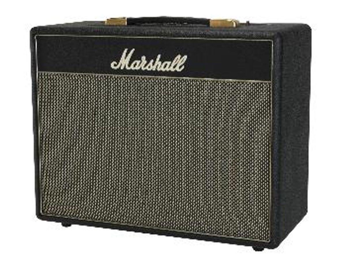 "Marshall Introduces Class 5 1x10"" Combo"