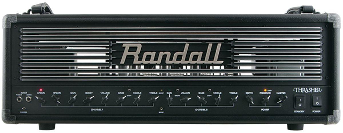 Randall Thrasher Amp Review