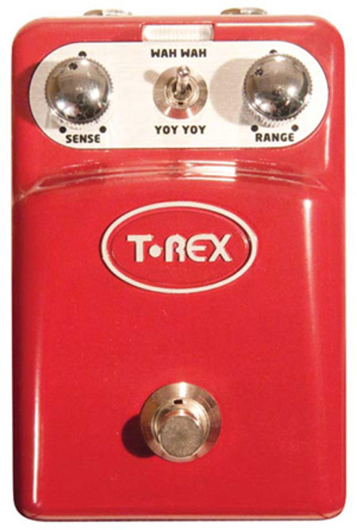 T-Rex Tonebug Sensewah Pedal Review