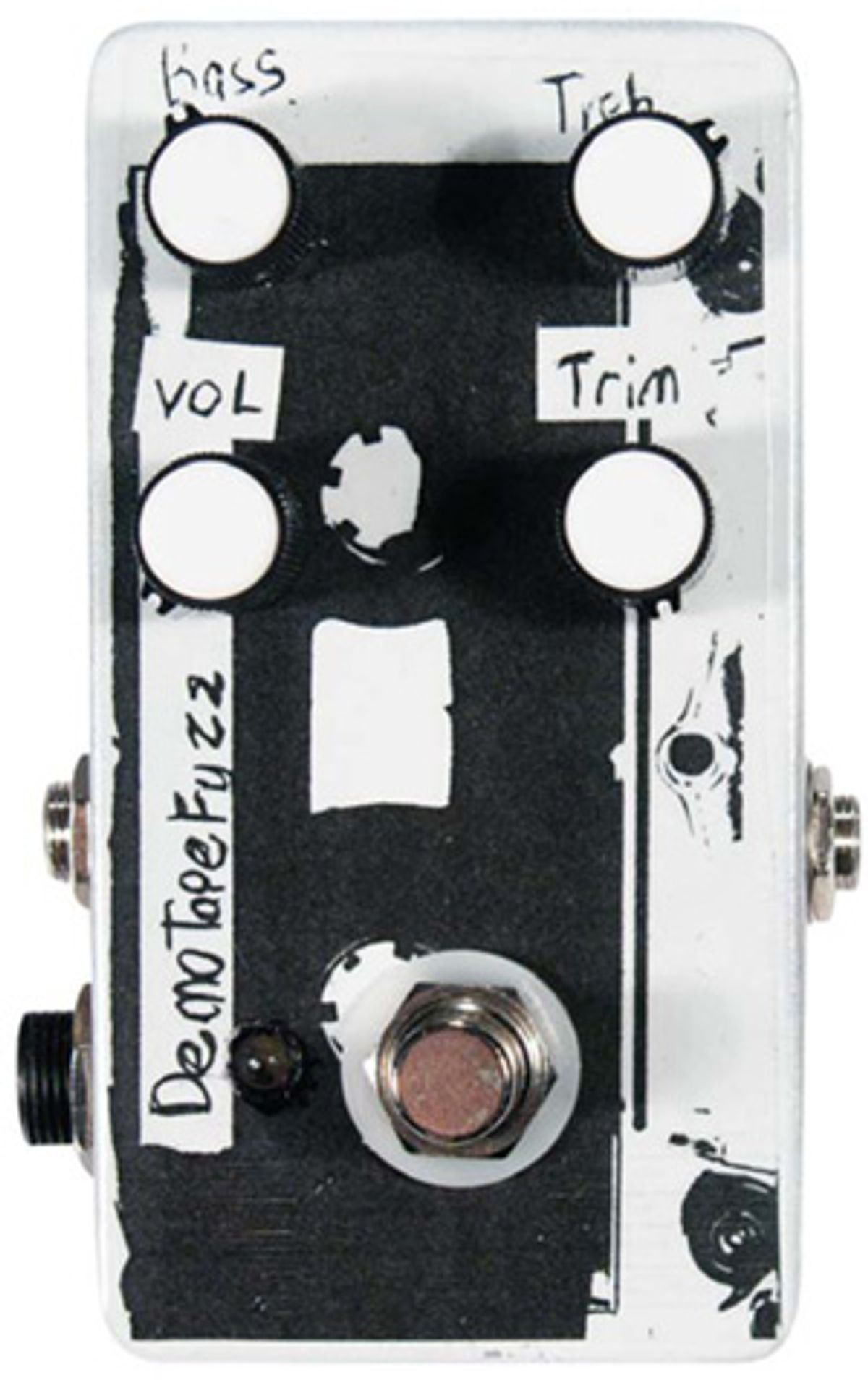 Mid-Fi Electronics Demo Tape Fuzz Pedal Review