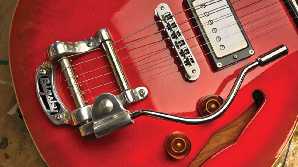 Jol Dantzig's Esoterica Electrica: A Wing and a Player