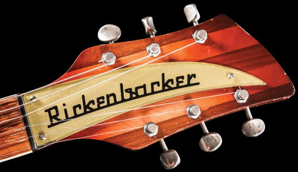 Vintage Vault 1959 Rickenbacker 360 Premier Guitar