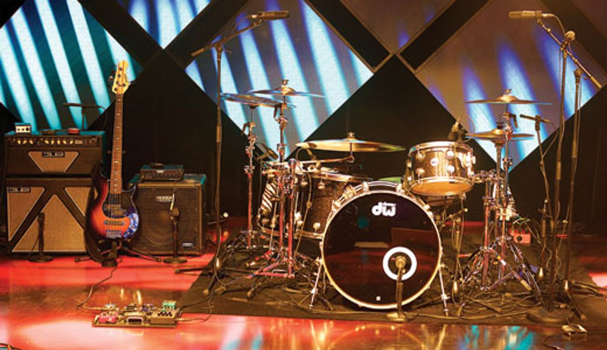 On Bass: Tips for TV Gigs