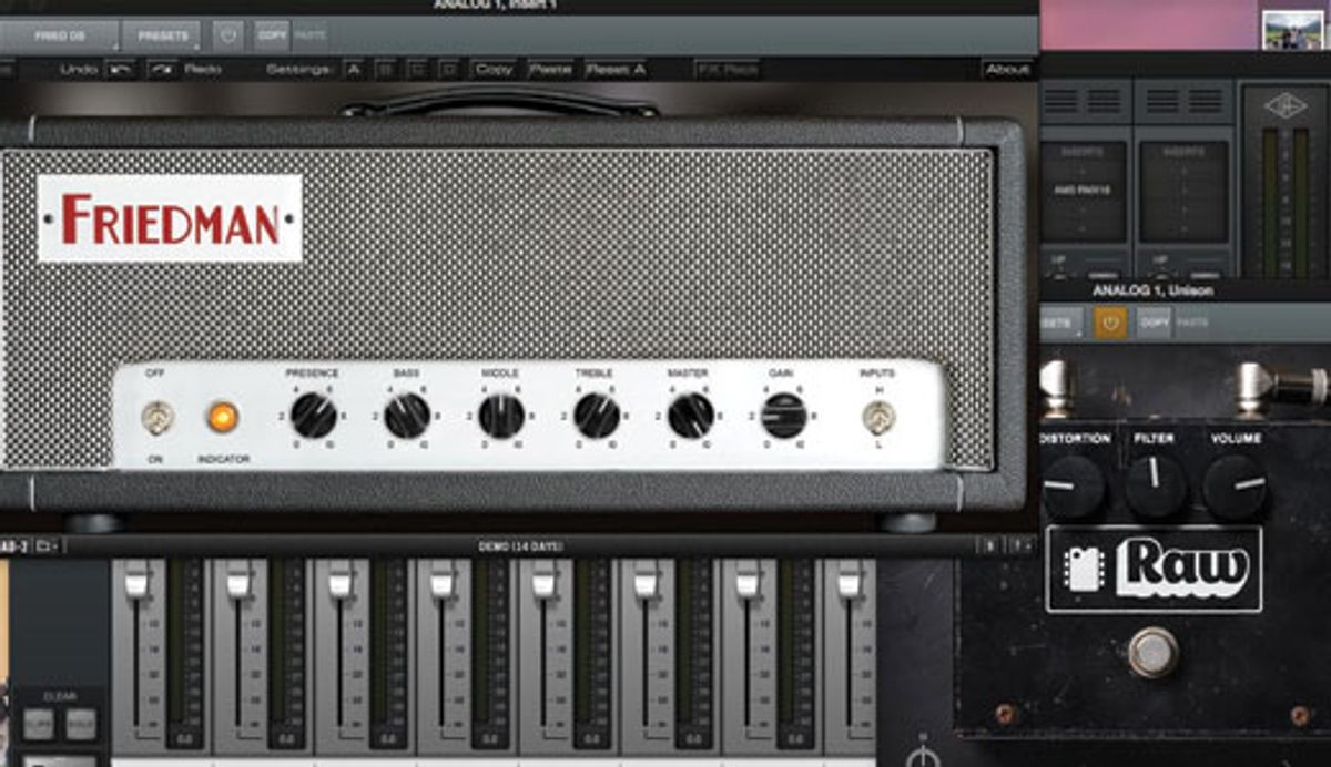 Tone Tips: The Power of Plug-Ins