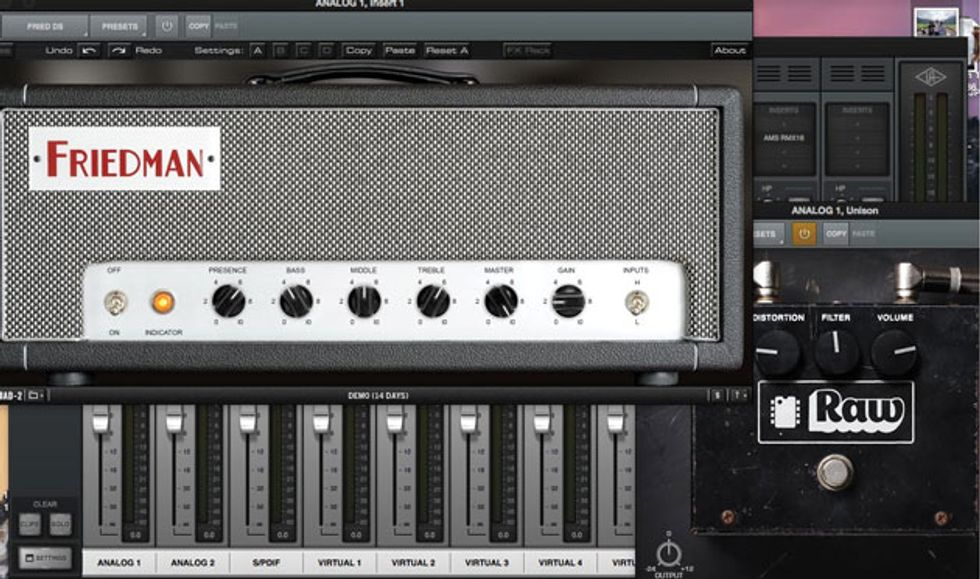 Tone Tips: The Power of Plug-Ins | Premier Guitar