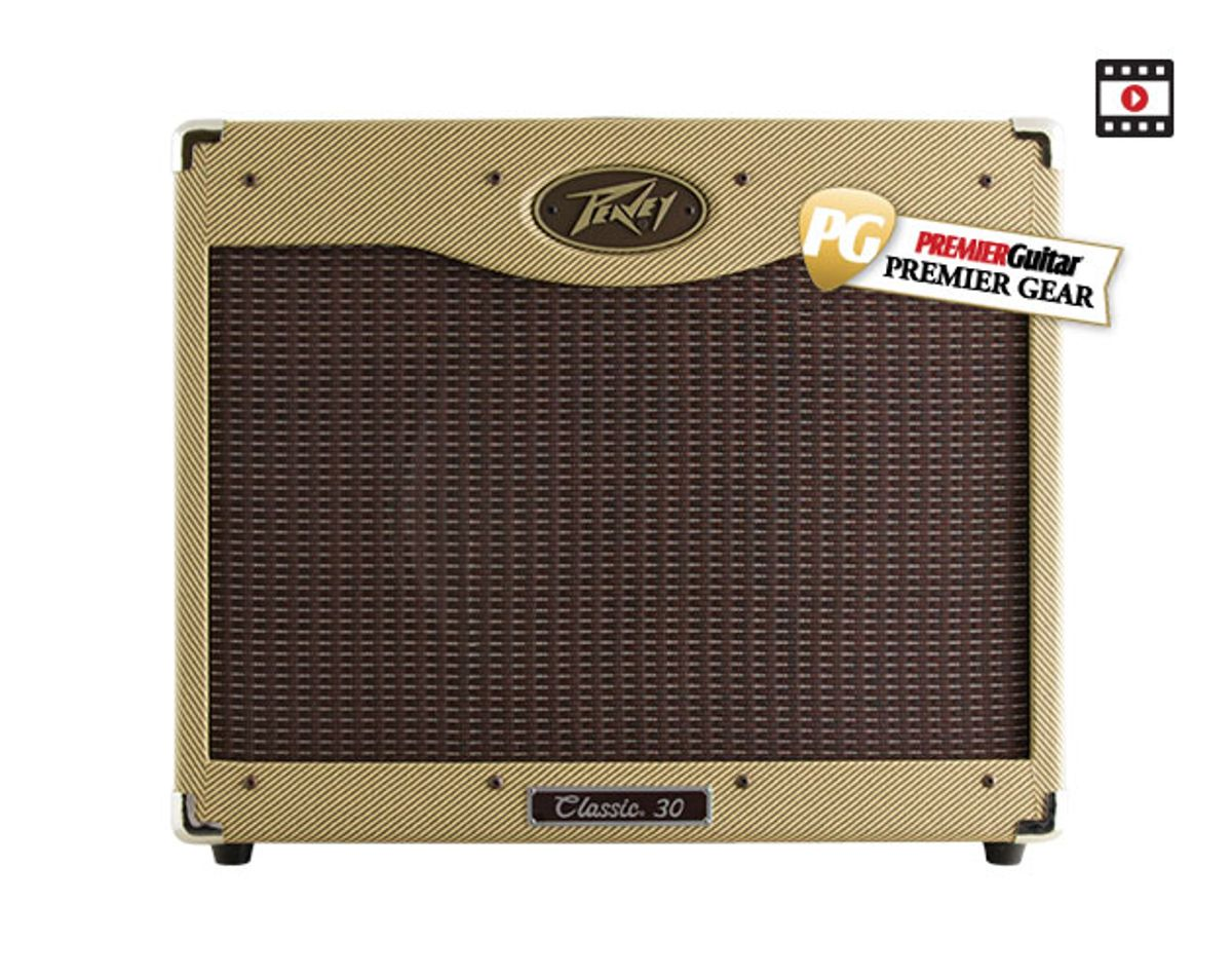 Peavey Classic 30 Review