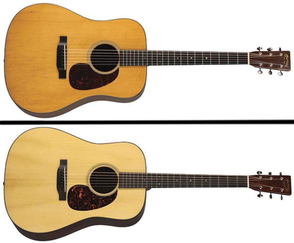 Acoustic Soundboard: Why Buy Vintage?   Premier Guitar