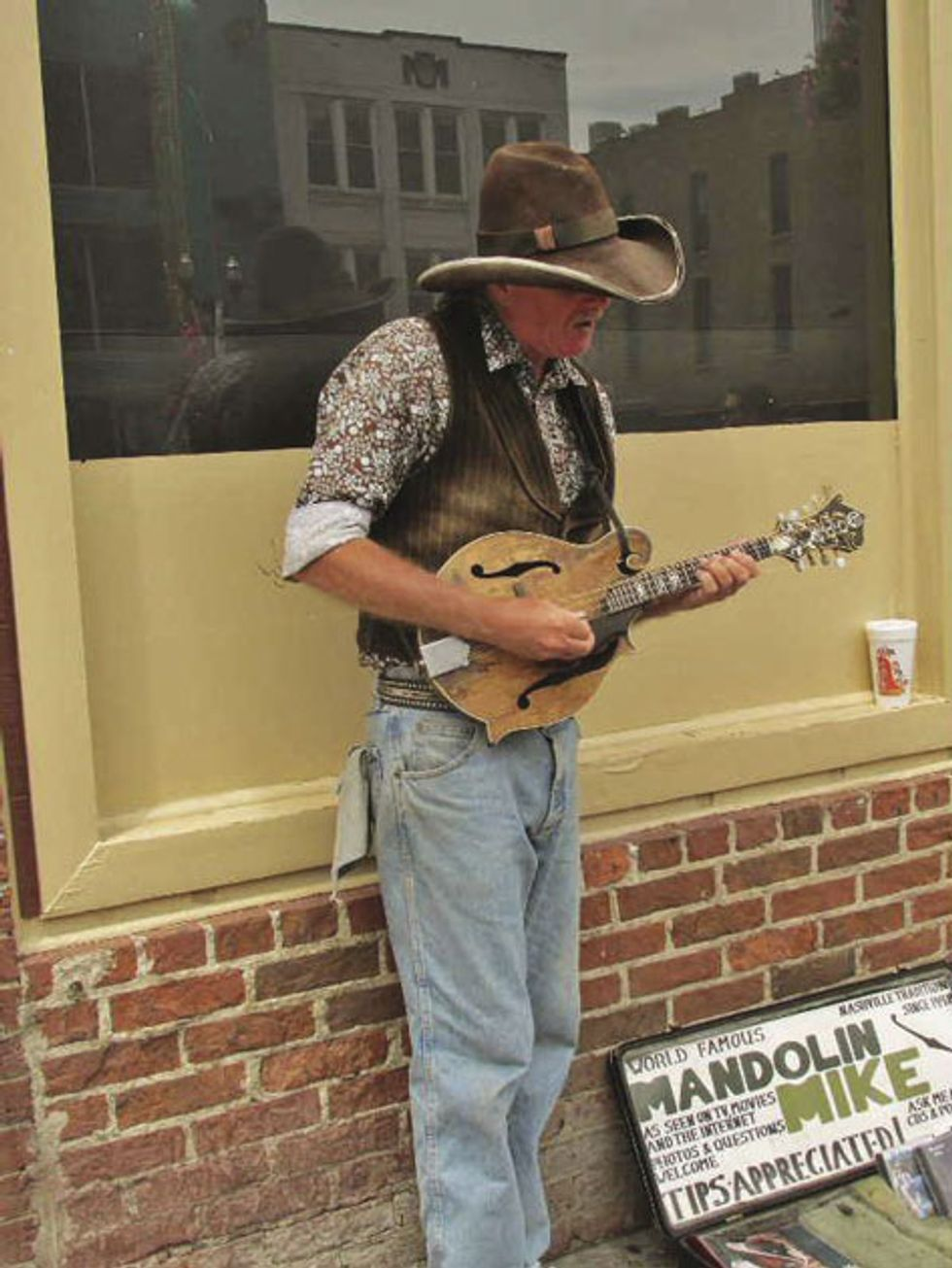 Last Call: The Ballad of Mandolin Mike