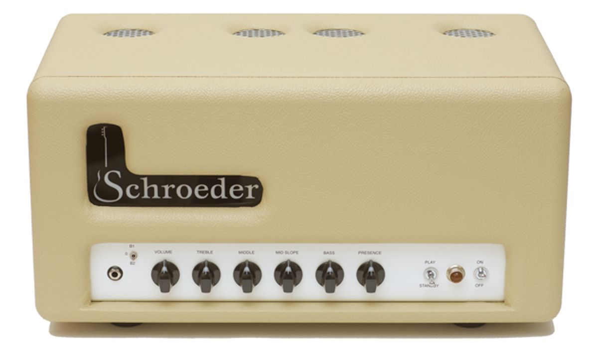 Schroeder Amplification Announces the SA9+, SA9-REC, and Formula 20