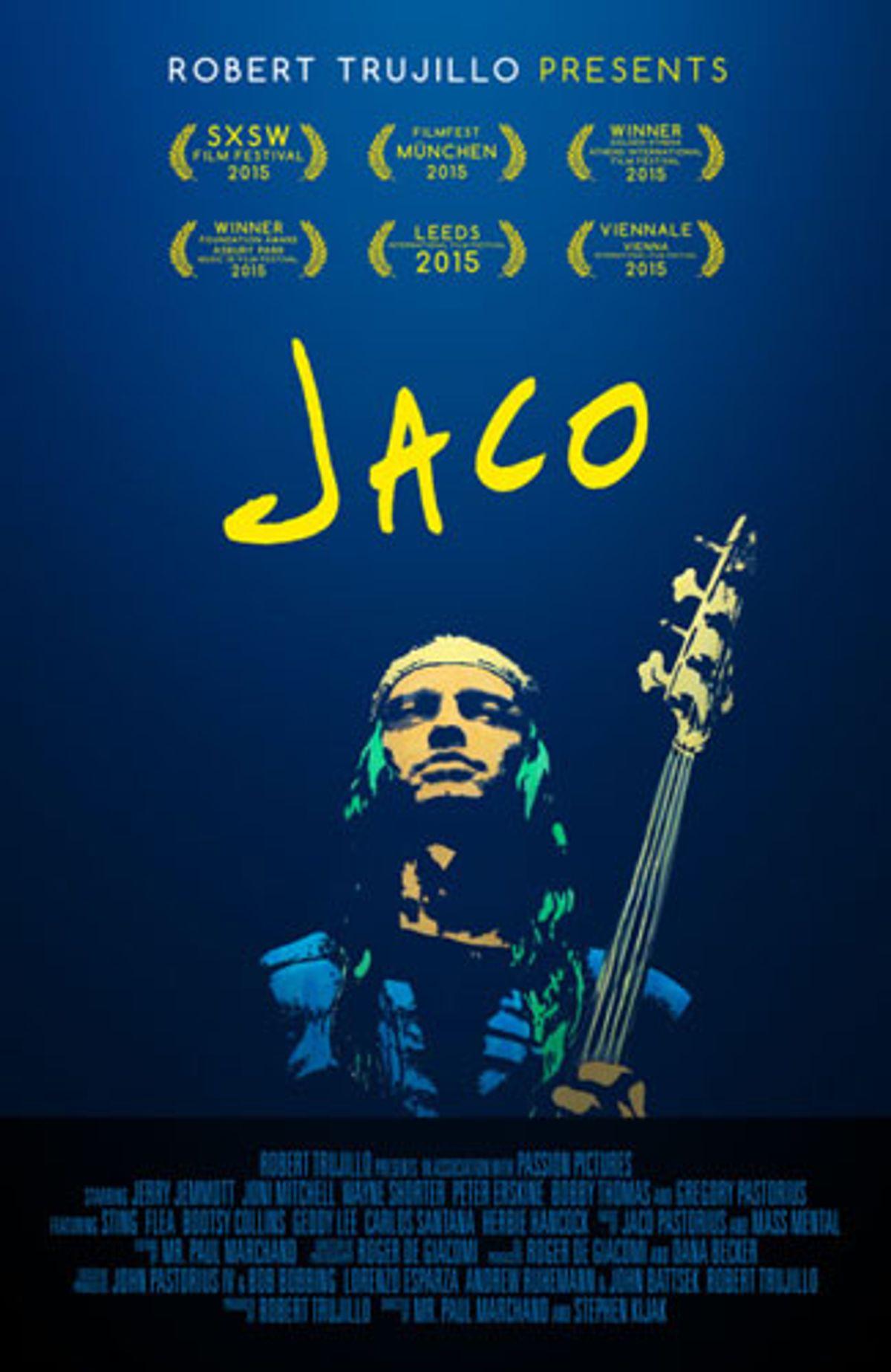 Robert Trujillo on Making 'Jaco'