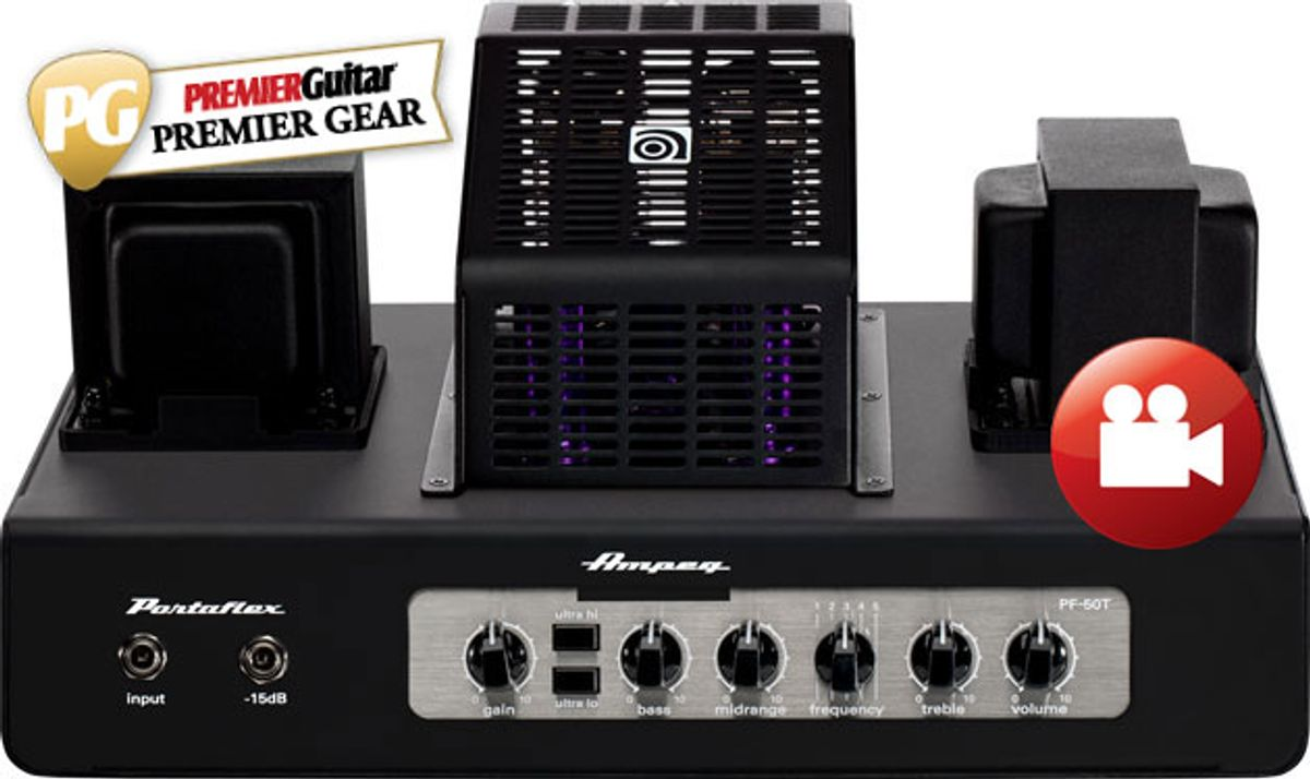 Ampeg PF-50T Review