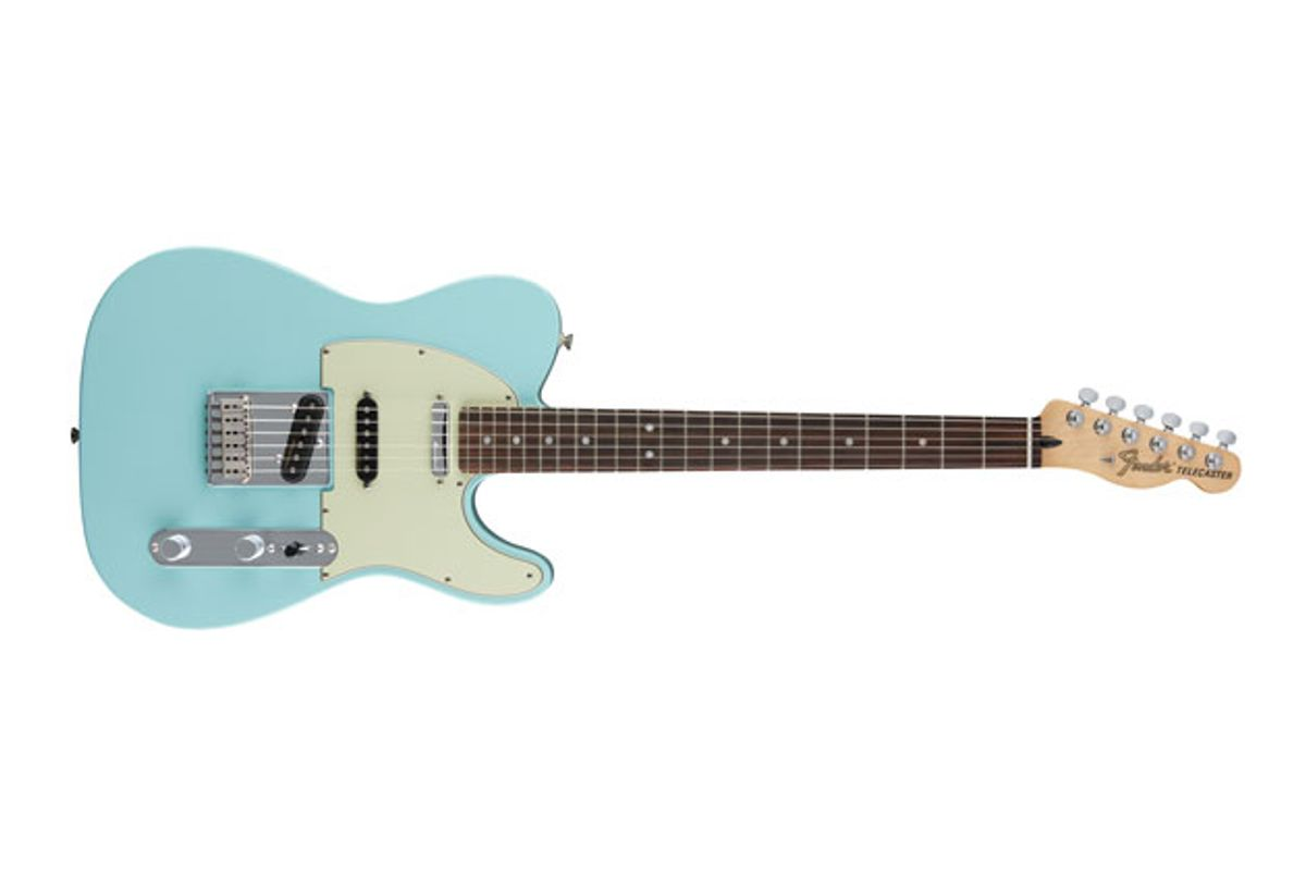 Fender Introduces Deluxe Series