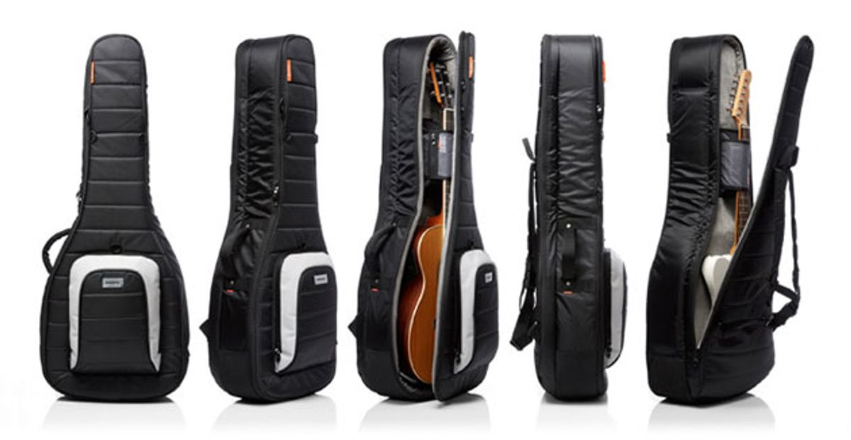 Mono Introduces the M80 Dual Acoustic & Electric Hybrid Guitar Case