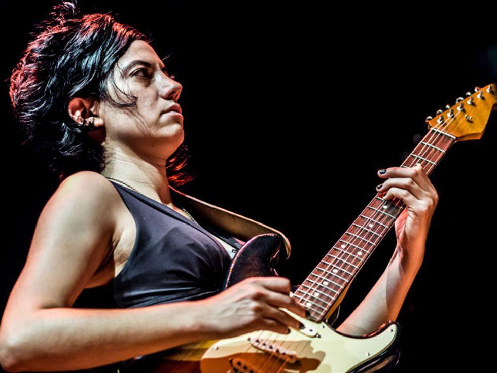 ava mendoza from trad to rad premier guitar