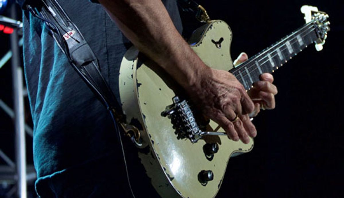 Tone Tips: Hands vs. Gear?