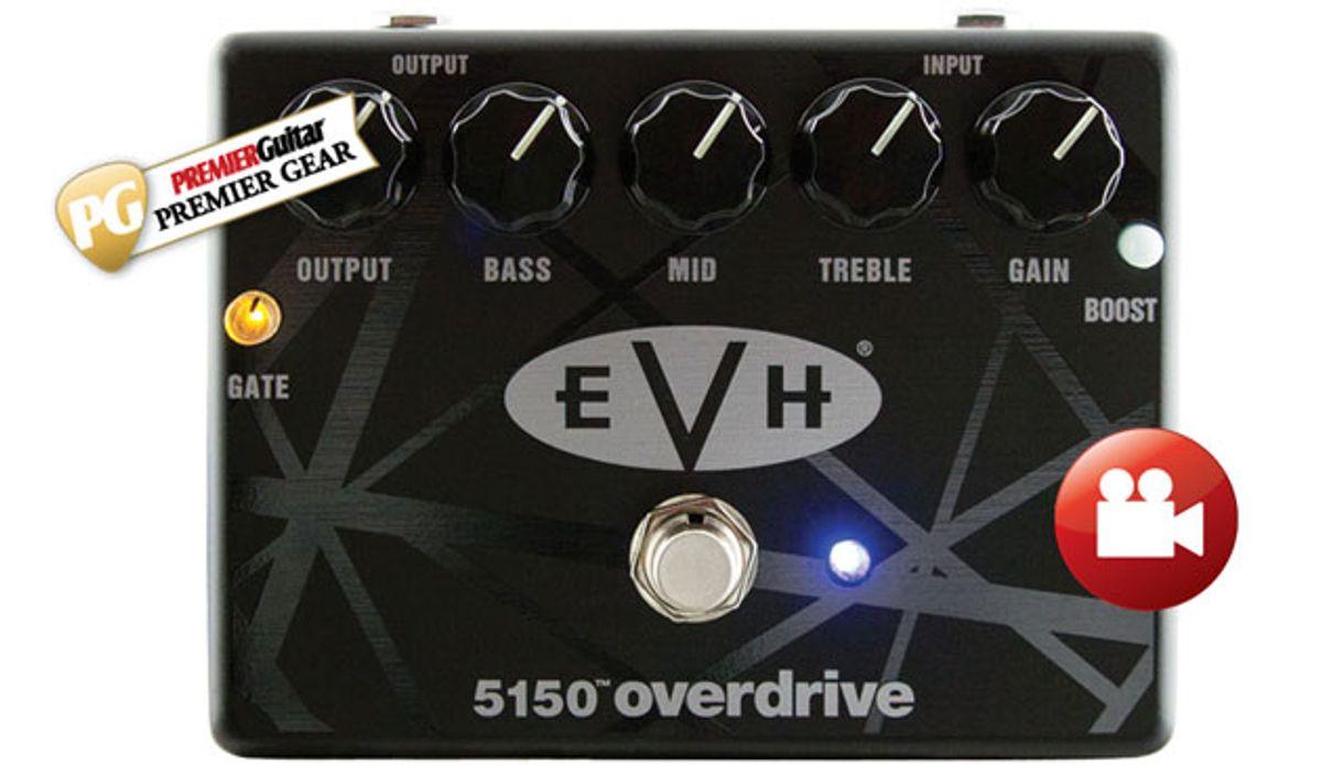 MXR EVH 5150 Overdrive Review