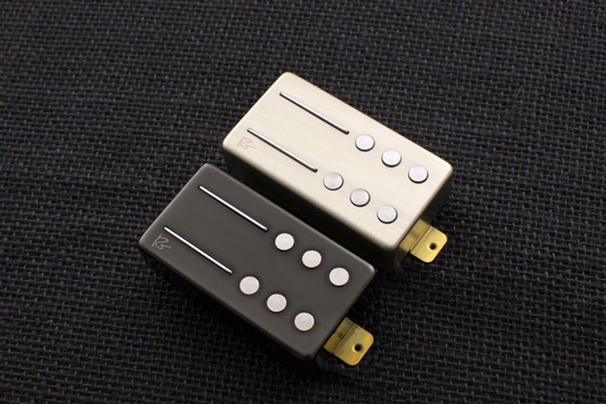 Railhammer Announces the Reeves Gabrels Signature Pickup