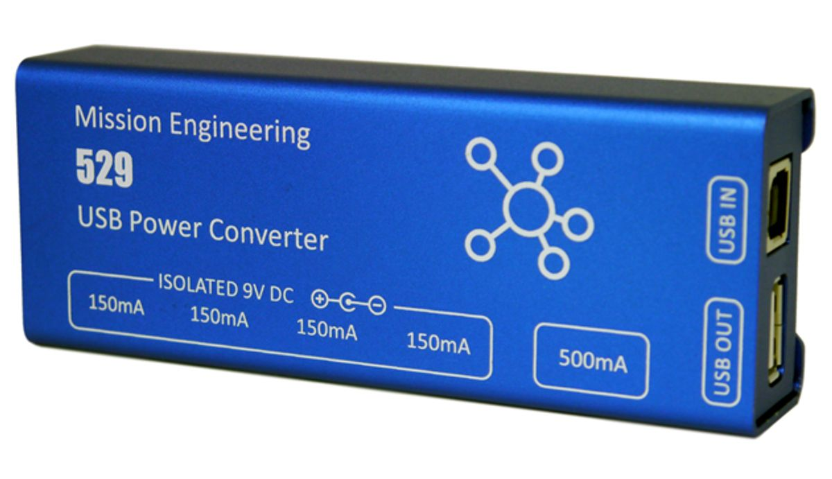 Mission Engineering Announces the 529 USB Power Converter
