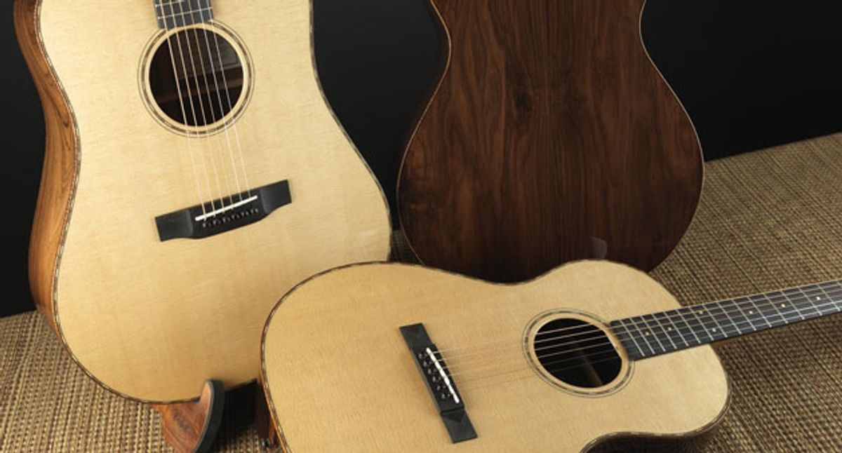 Bedell Guitars Launches the Bahia Series