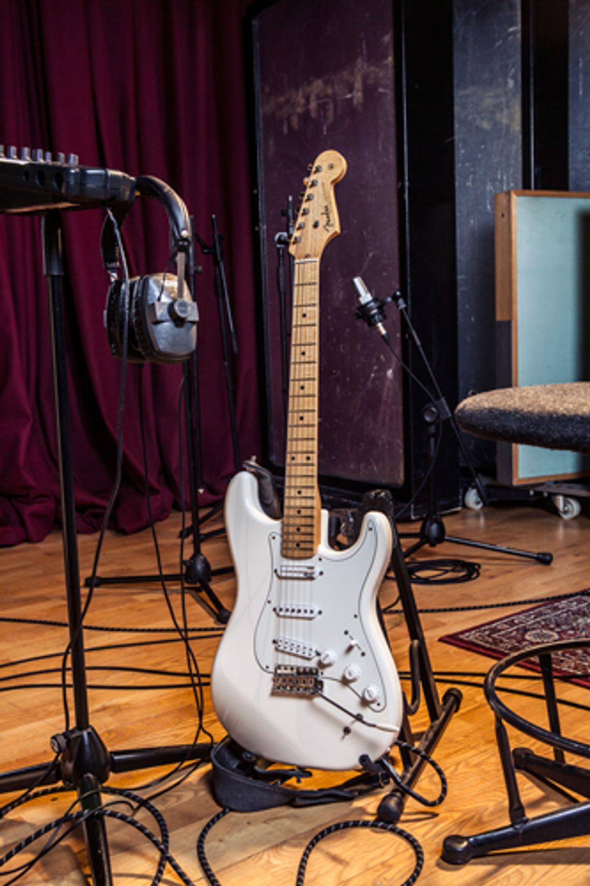 Fender Announces the EOB Sustainer Stratocaster