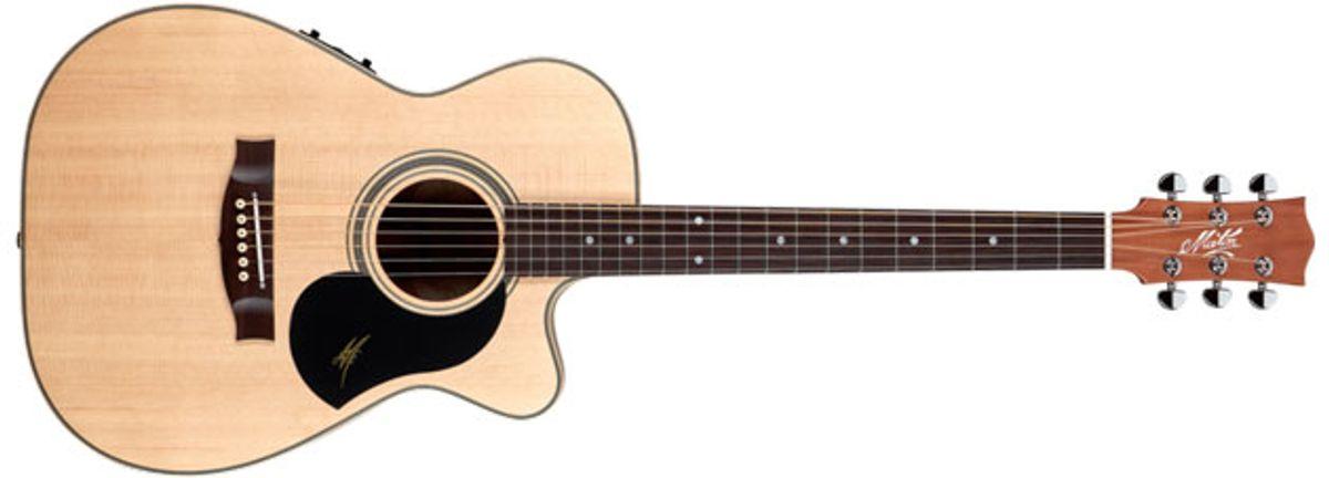 Maton Guitars Announces the Joe Robinson Signature Model