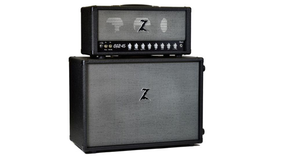Dr. Z and Carol Ann Amps Collaborate on the CAZ-45