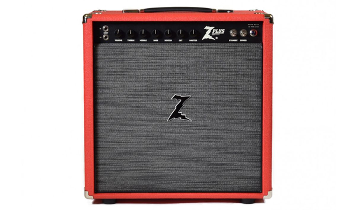 DR.Z Amplification Releases the Z-PLUS 1x12 Combo