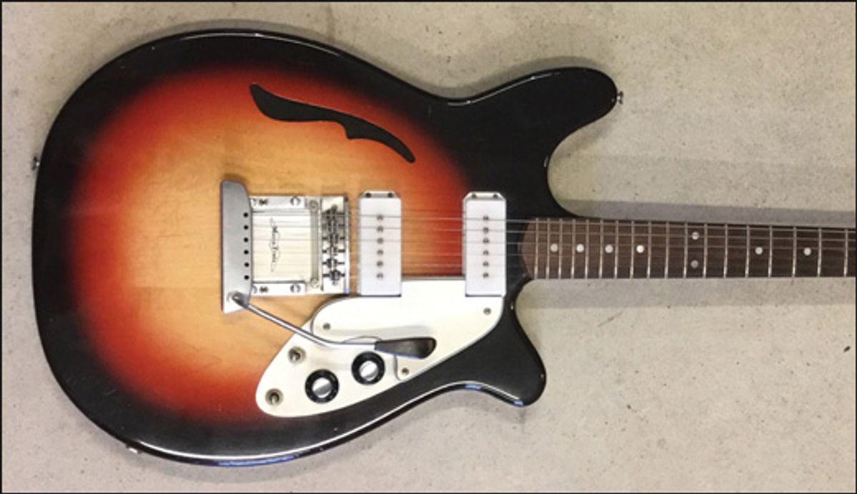 Micro-Frets Stage II—Rare American Vintage