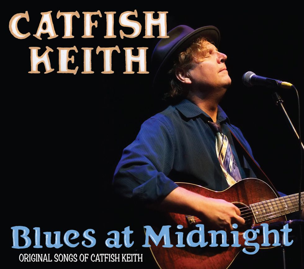 Catfish Keith Album review homepage
