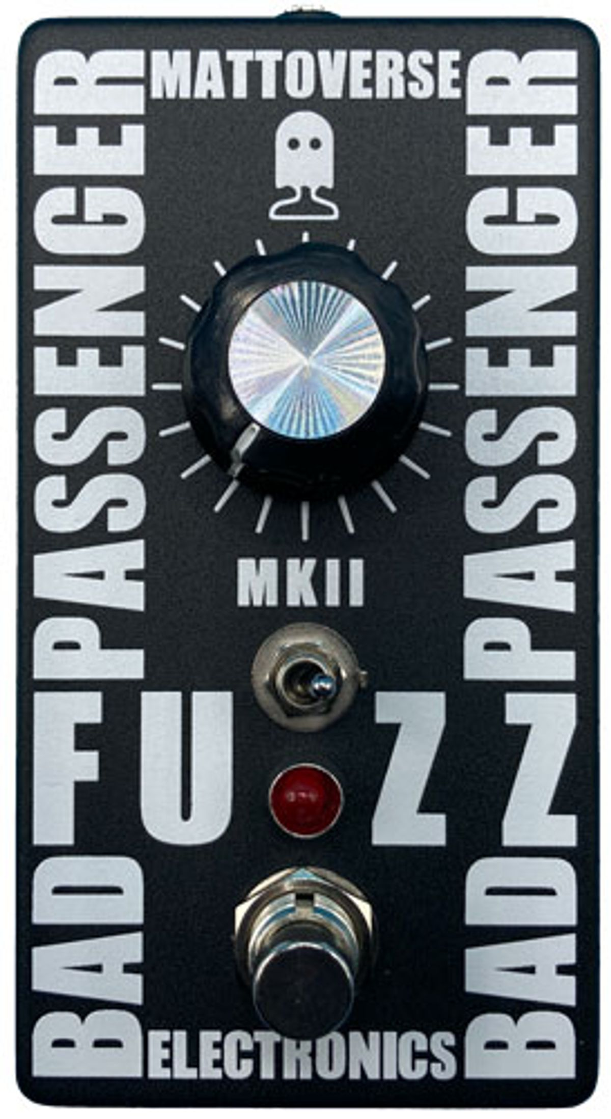 Mattoverse Electronics Releases the Bad Passenger Fuzz MkII