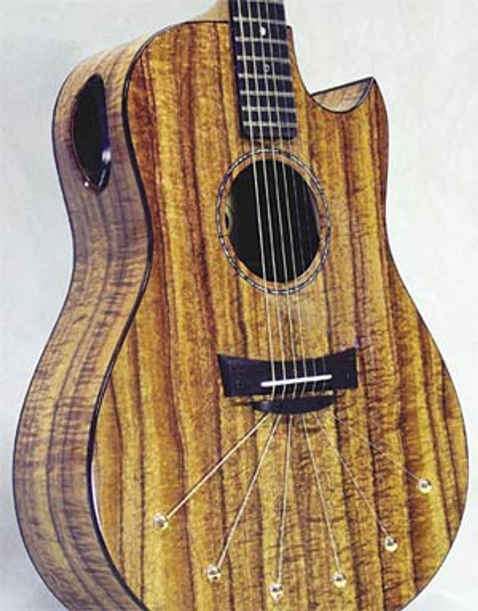 Babicz Custom Koa Signature D''Esque