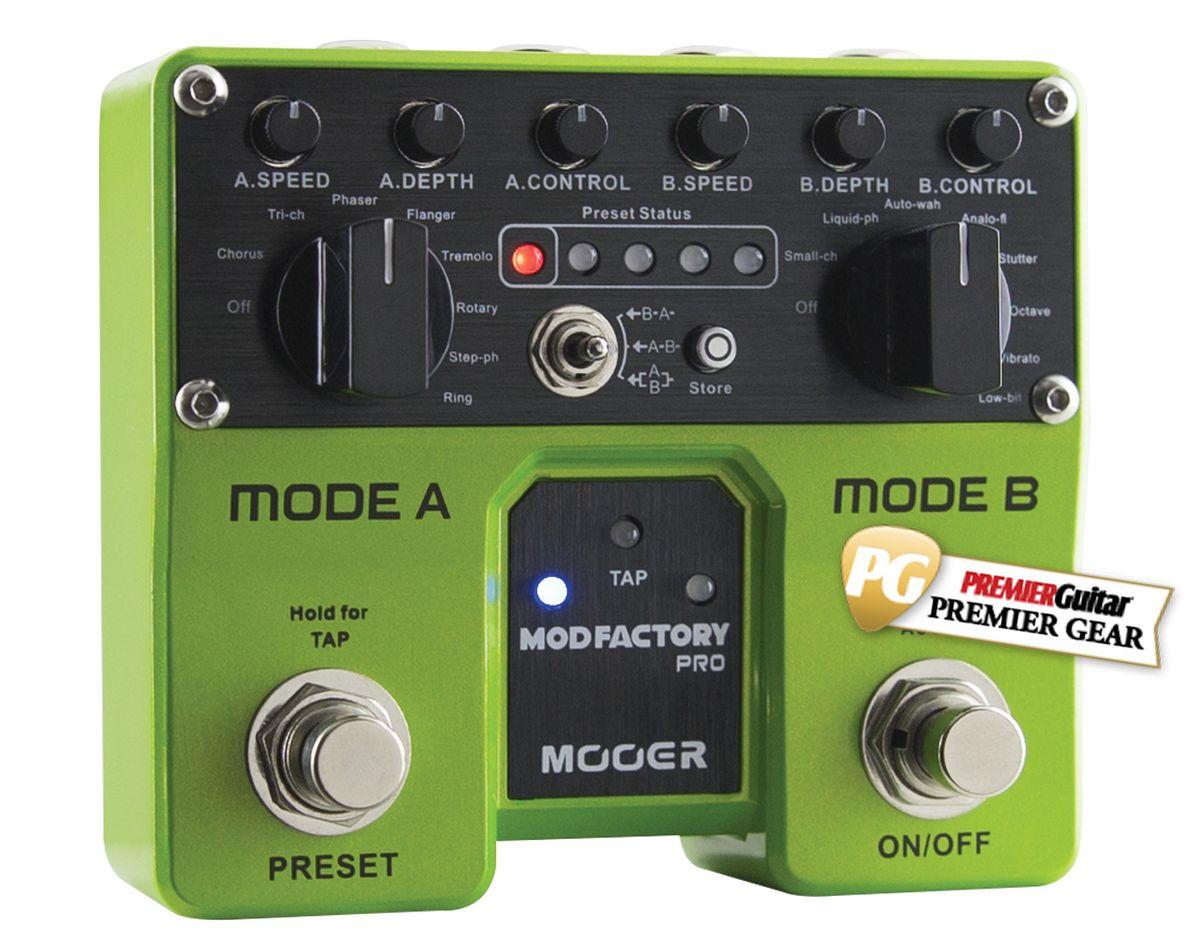 Mooer Mod Factory Pro Review