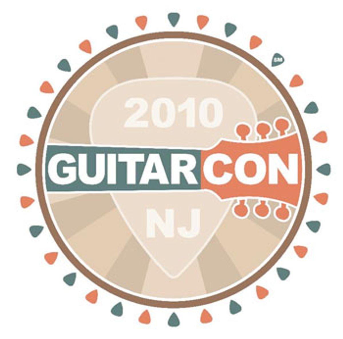 Guitar Con 2010 Announced