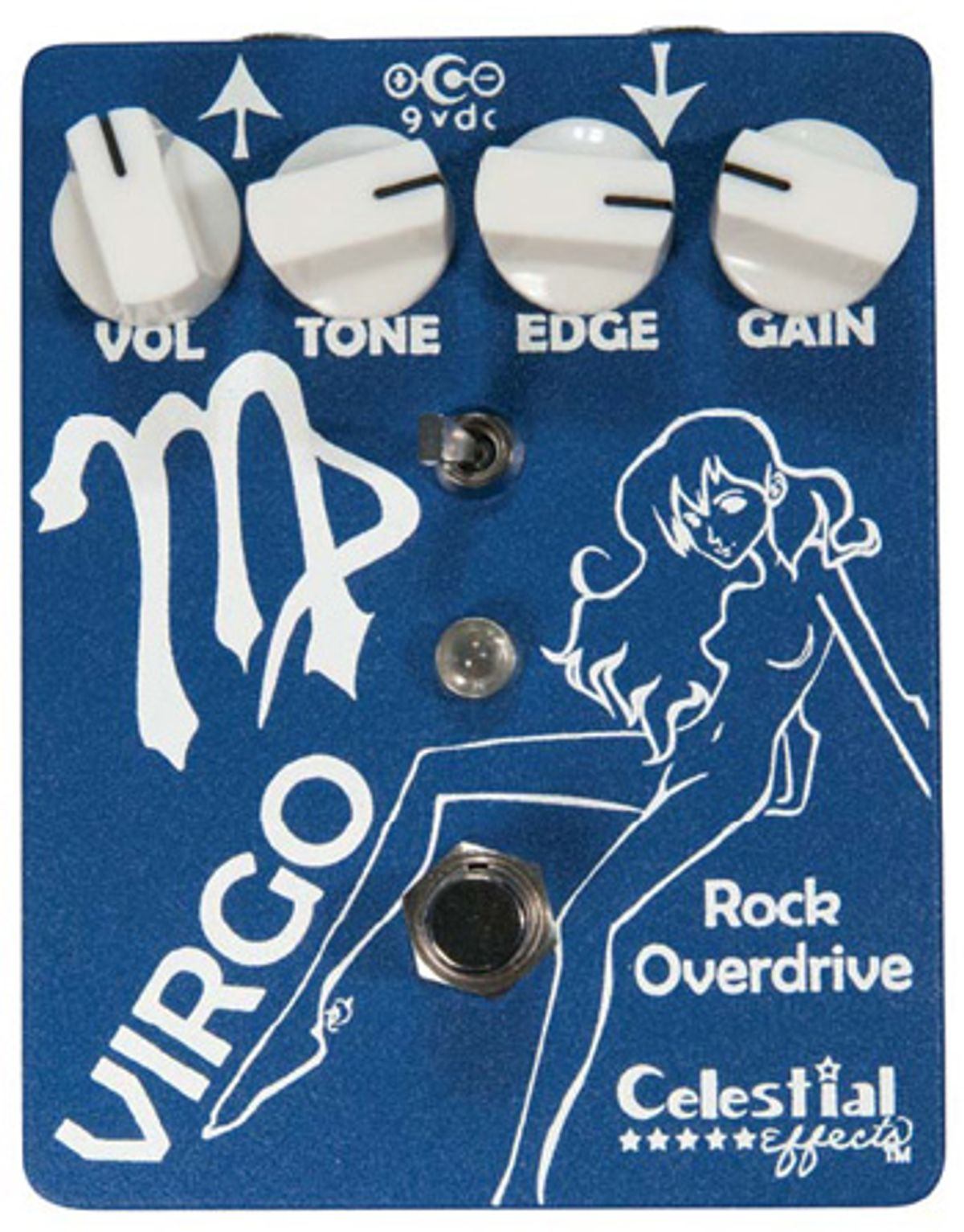 Celestial Effects Virgo Overdrive Pedal Review